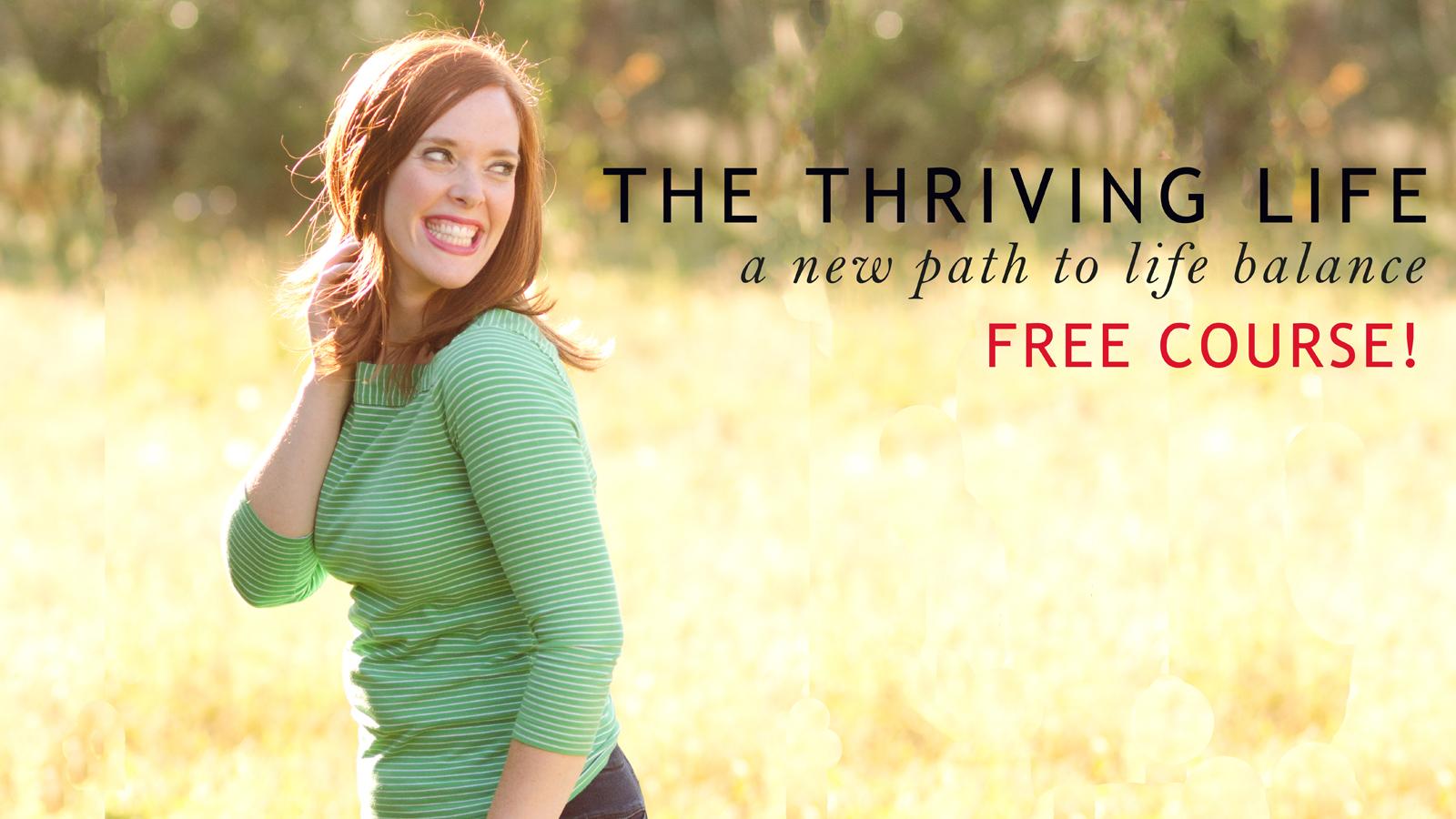 thrivinglife
